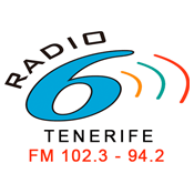 Emisora Radio 6 Tenerife 102.3 & 94.2 FM