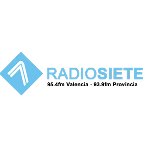 Emisora Radio7 Valencia 95.4 FM