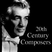Station CALM RADIO - 20th Century Composers