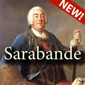 Emisora CALM RADIO - Sarabande