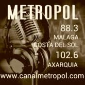 Emisora Canal Metropol 88.3 Málaga