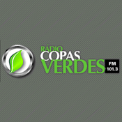 Emisora Rádio Copas Verdes 101.3 FM