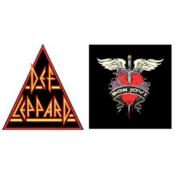 Def Leppard versus Bon Jovi