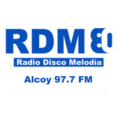 Emisora Radio Disco Melodia 80