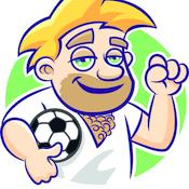 Emisora 100% Fußballparty von Feierfreund