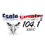 Emisora KBVC - The Eagle Country 104.1 FM