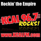 Emisora KCAL-FM - 96.7 FM Rocks
