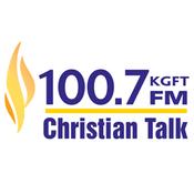 Emisora KGFT - Christian Talk 100.7 FM