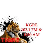 Emisora KGRE - Tigre Colorado 1450 AM