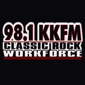 Emisora KKFM - Classic Rock 98.1 FM