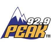 Emisora KKPK - 92.9 PEAK FM