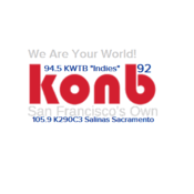 Emisora 92.1 KONB San Fracisco and 94.5 KWTB-HD3