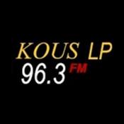 Emisora KOUS-LP - 96.3 FM