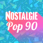Emisora Nostalgie Belgique - Pop 90