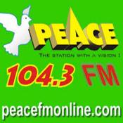 Emisora Peace FM 104.3