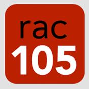 Emisora RAC105 105.0 FM