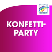 Emisora Radio Regenbogen - Konfetti-Party