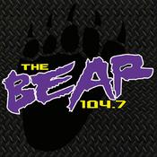 Emisora The Bear 104.7 FM