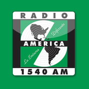 Emisora WACA - Radio America 1540 AM